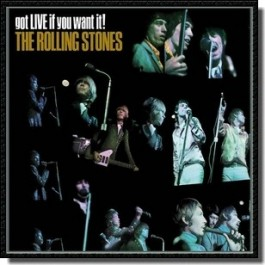 Got Live If You Want It! [CD]