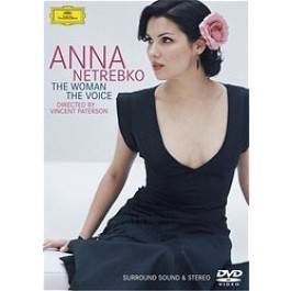 The Woman - The Voice [DVD]