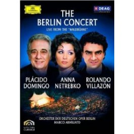 The Berlin Concert: Live from Waldbühne [Blu-ray]