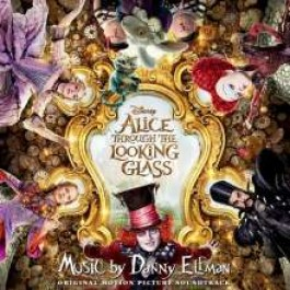 Alice Through the Looking Glass [CD]