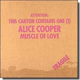 Muscle of Love [CD]