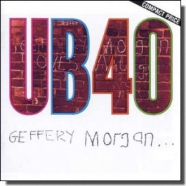 Geffery Morgan [CD]