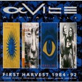 First Harvest 1984-92 [CD]