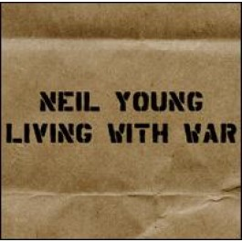 Living with War [CD]