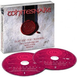 Slip of the Tongue [30th Anniversary Deluxe Edition] [2CD]