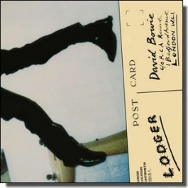 Lodger [CD]