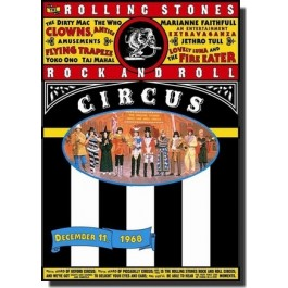 The Rolling Stones Rock and Roll Circus, December 1968 [DVD]