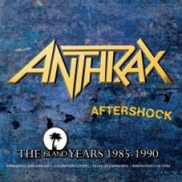 Aftershock: The Island Years [4CD]