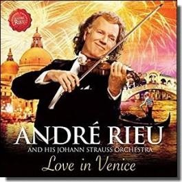 Love In Venice [CD+DVD]
