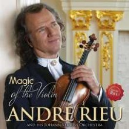 Magic of the Violin [CD]
