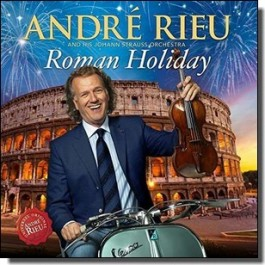 Roman Holiday [CD+DVD]
