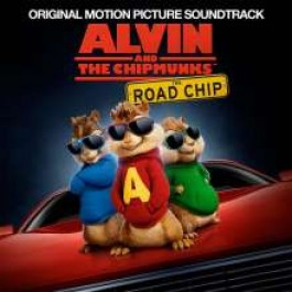 Alvin and The Chipmunks: Road Chip [CD]