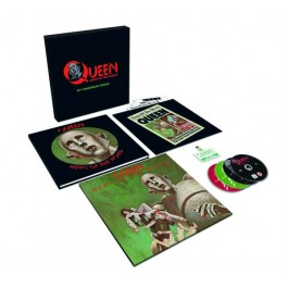 News of the World [40th Anniversary Limited Box] [LP+3CD+DVD]