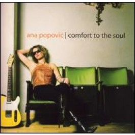 Comfort to the Soul [CD]
