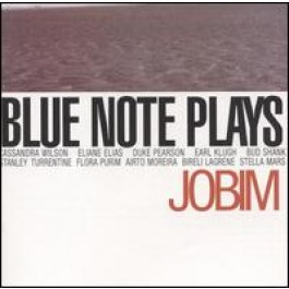 Blue Note Plays Jobim [CD]