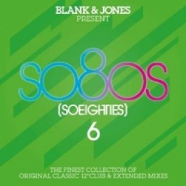 Blank & Jones presents: So80s Vol. 6 [3CD]