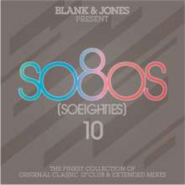 Blank & Jones presents: So80s Vol. 10 [3CD]