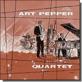 The Art Pepper Quartet [CD]