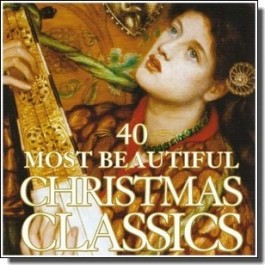 40 Most Beautiful Christmas Classics [2CD]