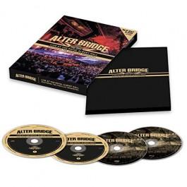 Live At the Royal Albert Hall [2CD+DVD+Blu-ray]