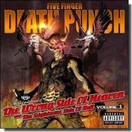 The Wrong Side of Heaven and the Righteous Side of Hell, Volume 1 [CD]