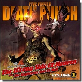 The Wrong Side of Heaven and the Righteous Side of Hell, Volume 1 [2LP]