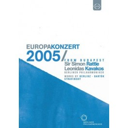 Europakonzert 2005 [DVD]