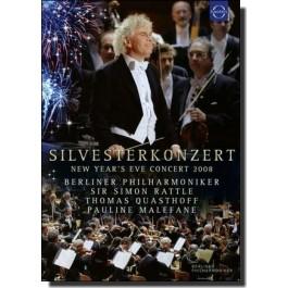 Silvesterkonzert - New Year's Eve Concert 2008 [DVD]