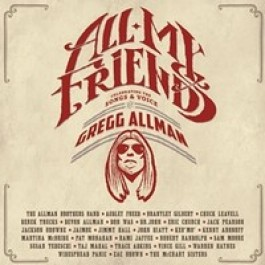 All My Friends Celebrating the Songs & Voice of Gregg Allman [2CD+DVD]
