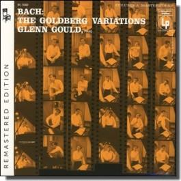 Goldberg-Variationen BWV 988 [CD]