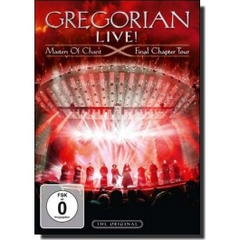 Live! Masters of Chant: Final Chapter Tour [DVD+CD]