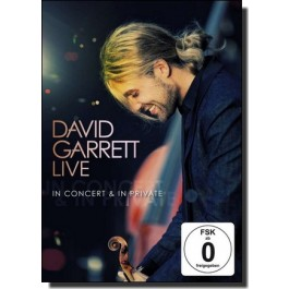 Live: In Concert & In Private [DVD]