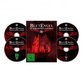 Live im Wasserschloss Klaffenbach [Deluxe Edition] [2CD+DVD+Blu-ray]