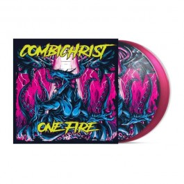 On Fire [Alien Edition Pink Vinyl + Picture Vinyl] [2LP]