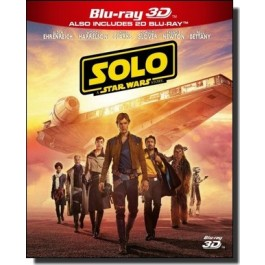 Solo: A Star Wars Story [2D+3D Blu-ray]