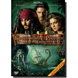 Kariibi mere piraadid: Surnud mehe aardekirst | Pirates of the Caribbean: Dead Man's Chest [DVD]