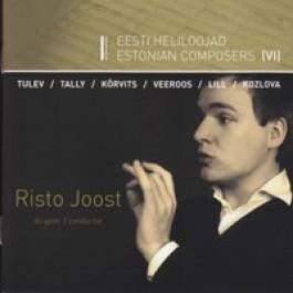 Eesti heliloojad 6 [CD]
