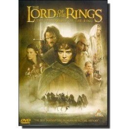 The Lord of the Rings - The Fellowship of the Ring [2DVD]