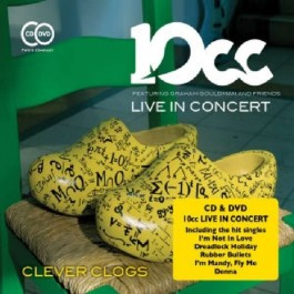 Live In Concert [CD+DVD]