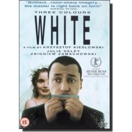 Trois couleurs: Blanc | Three Colours: White [DVD]