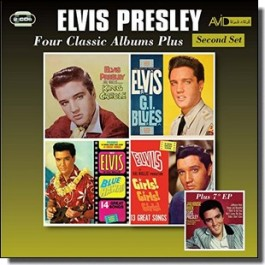 Four Classic Albums Plus [2CD]