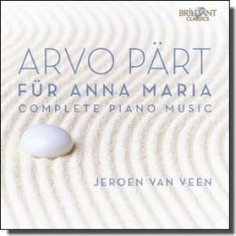 Für Anna Maria - Complete Piano Music [2CD]