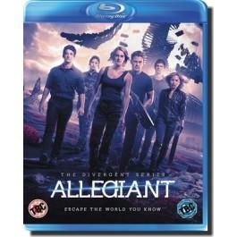 The Divergent Series: Allegiant [Blu-ray]