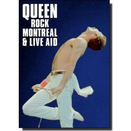 Rock Montreal / Live Aid [2DVD]