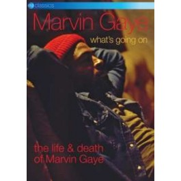 What's Going On - The Life and Death of Marvin Gaye [DVD]