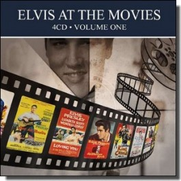 Elvis At The Movies, Volume One [Digipak] [4CD]