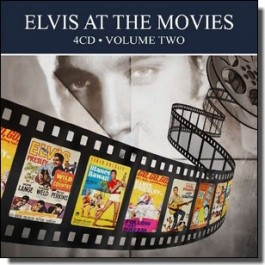 Elvis At The Movies, Volume Two [Digipak] [4CD]