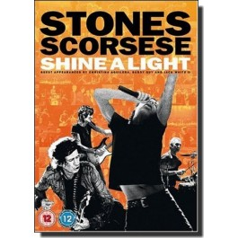 The Rolling Stones: Shine a Light [DVD]