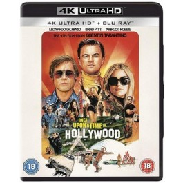 Ükskord Hollywoodis | Once Upon a Time In... Hollywood [4K UHD+Blu-ray]