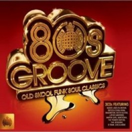 Ministry of Sound: 80's Groove [3CD]